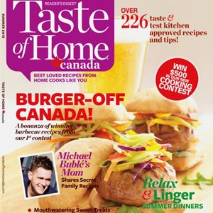 Want More Taste of Home Canada?