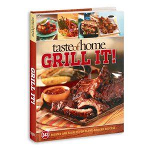 Taste of Home's Grill It!