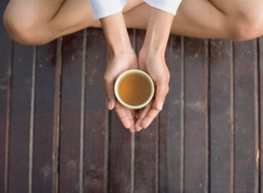 Horehound Leaf Tea