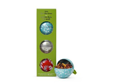 Tea for the Tree Ornaments