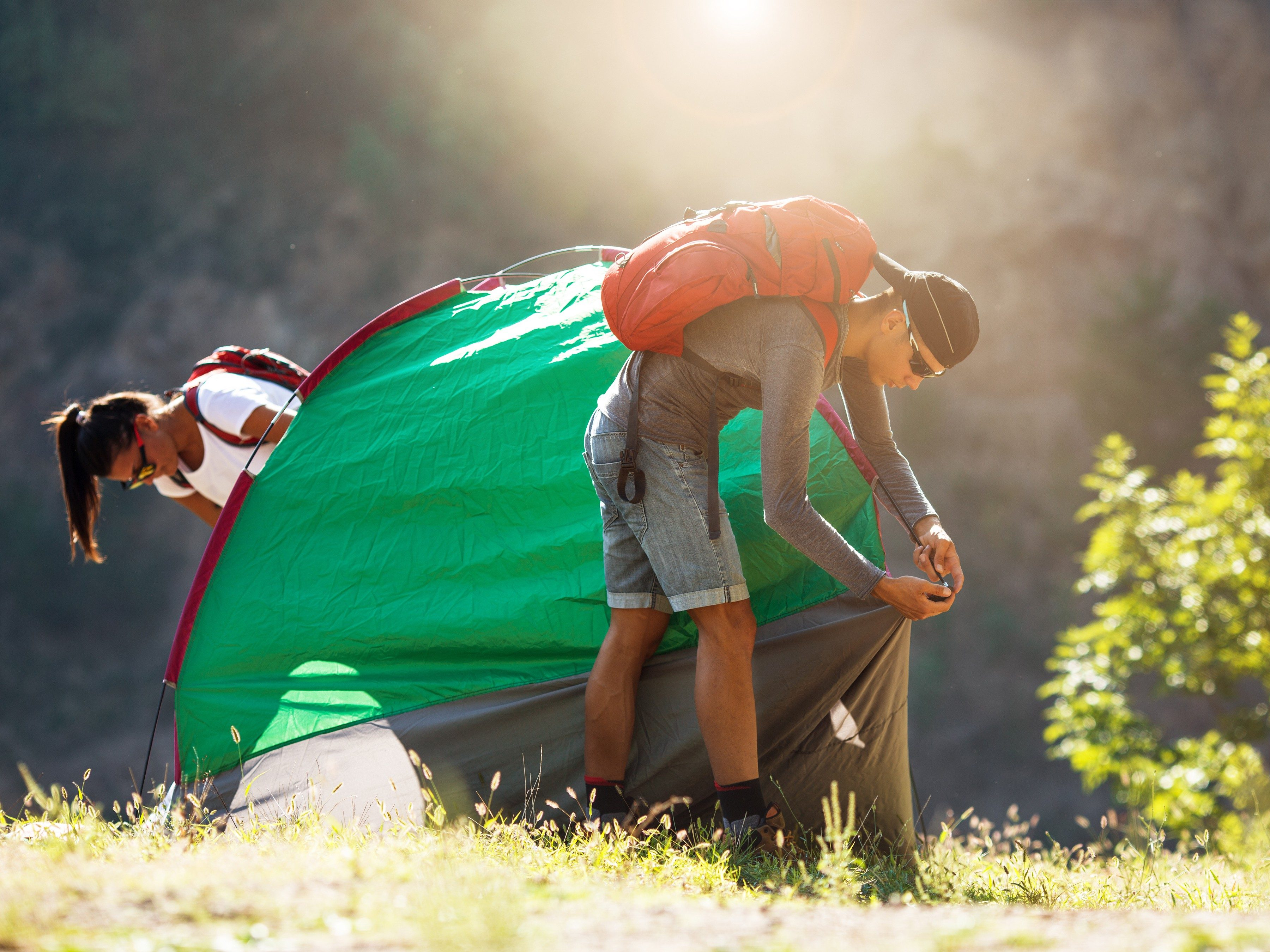 5. You Can Teach and Learn New Skills While Camping