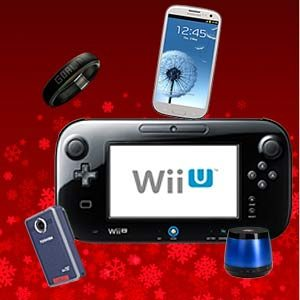 Top 10 Christmas Tech Gifts of 2012