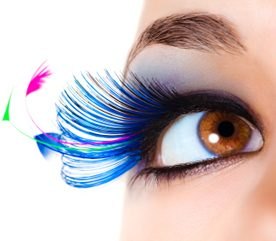 Dangerous Beauty Salon Treatments: Eyelash Tinting or Dyeing