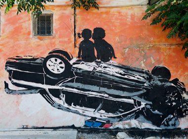 Street Art Meccas: Tel Aviv, Israel