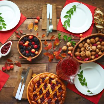 6 Healthy Thanksgiving Tips