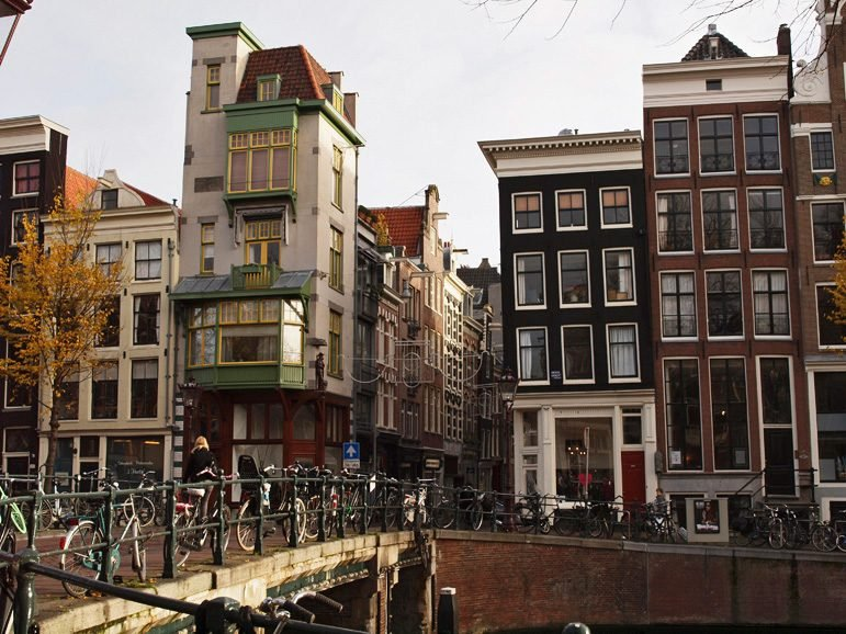 Shopping between the canals: The Nine Streets