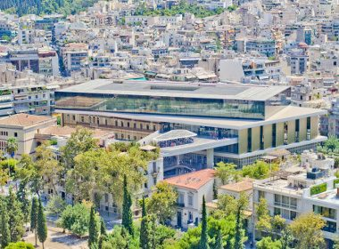 The Acropolis Museum - Athens, Greece
