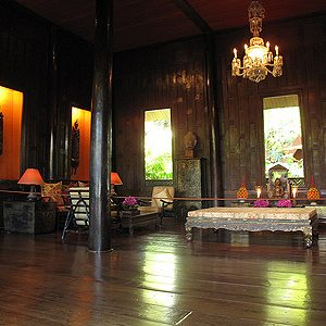 10. Jim Thompson's House