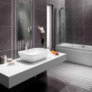 Get Spotless Bathroom Tiles