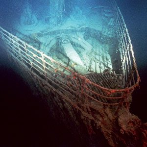 Mission Titanic - Uncovering the Deep-Sea Wreckage