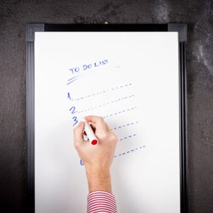 4. Use To-Do Lists