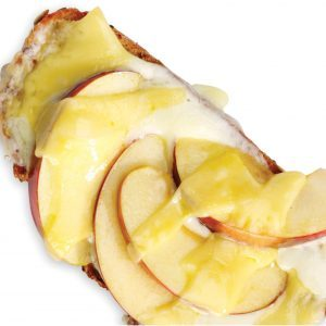 Apple-Gouda Melts