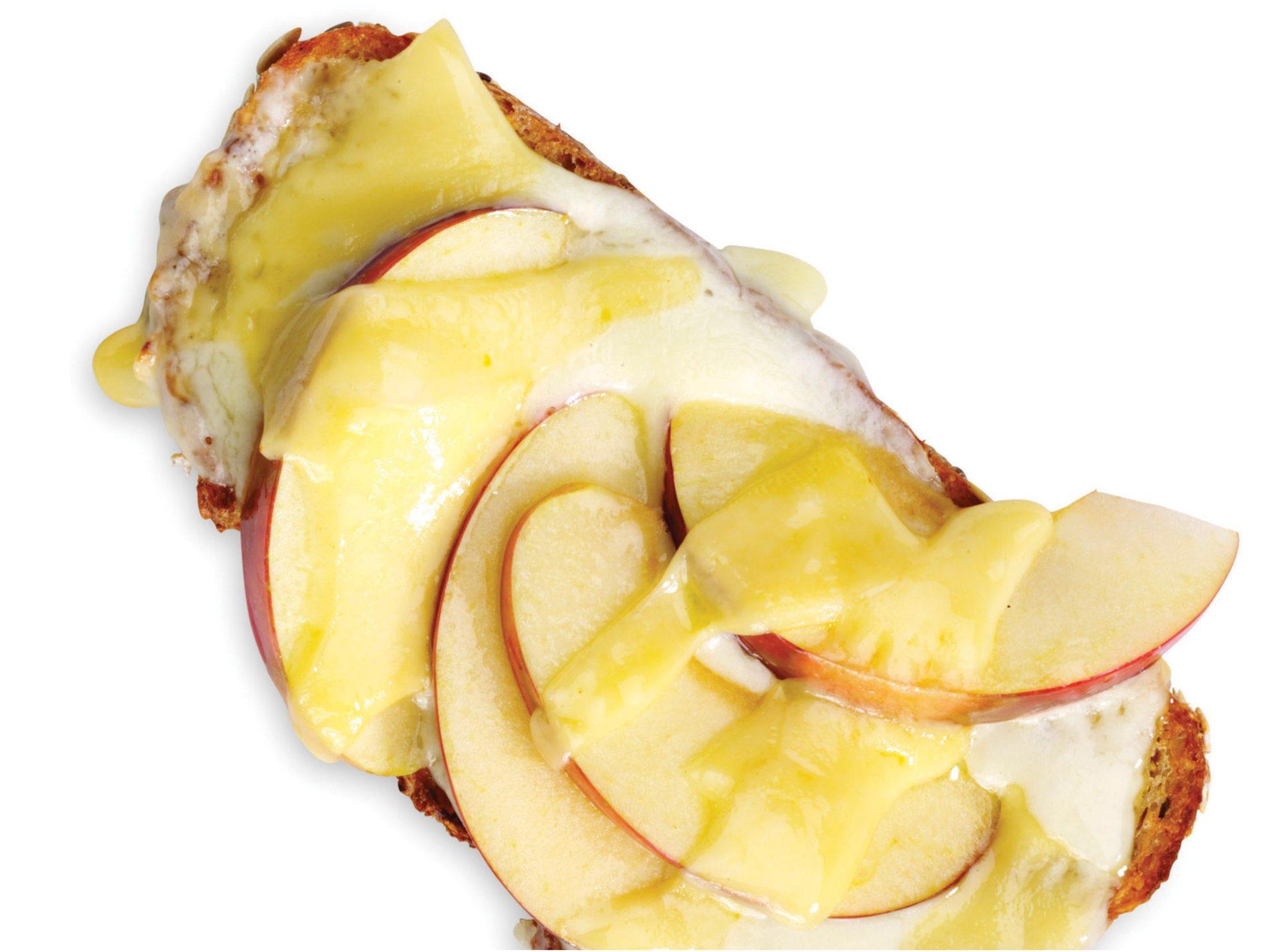 Apple-Gouda Melt Recipe