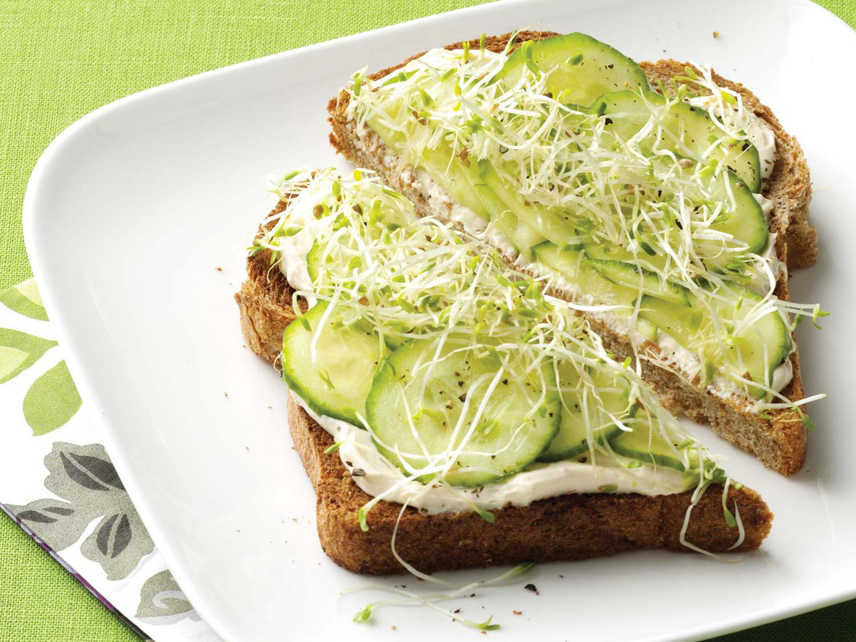 Crisp Finger Sandwich Recipe