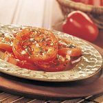 Grilled Tomatoes With Garlic and Basil