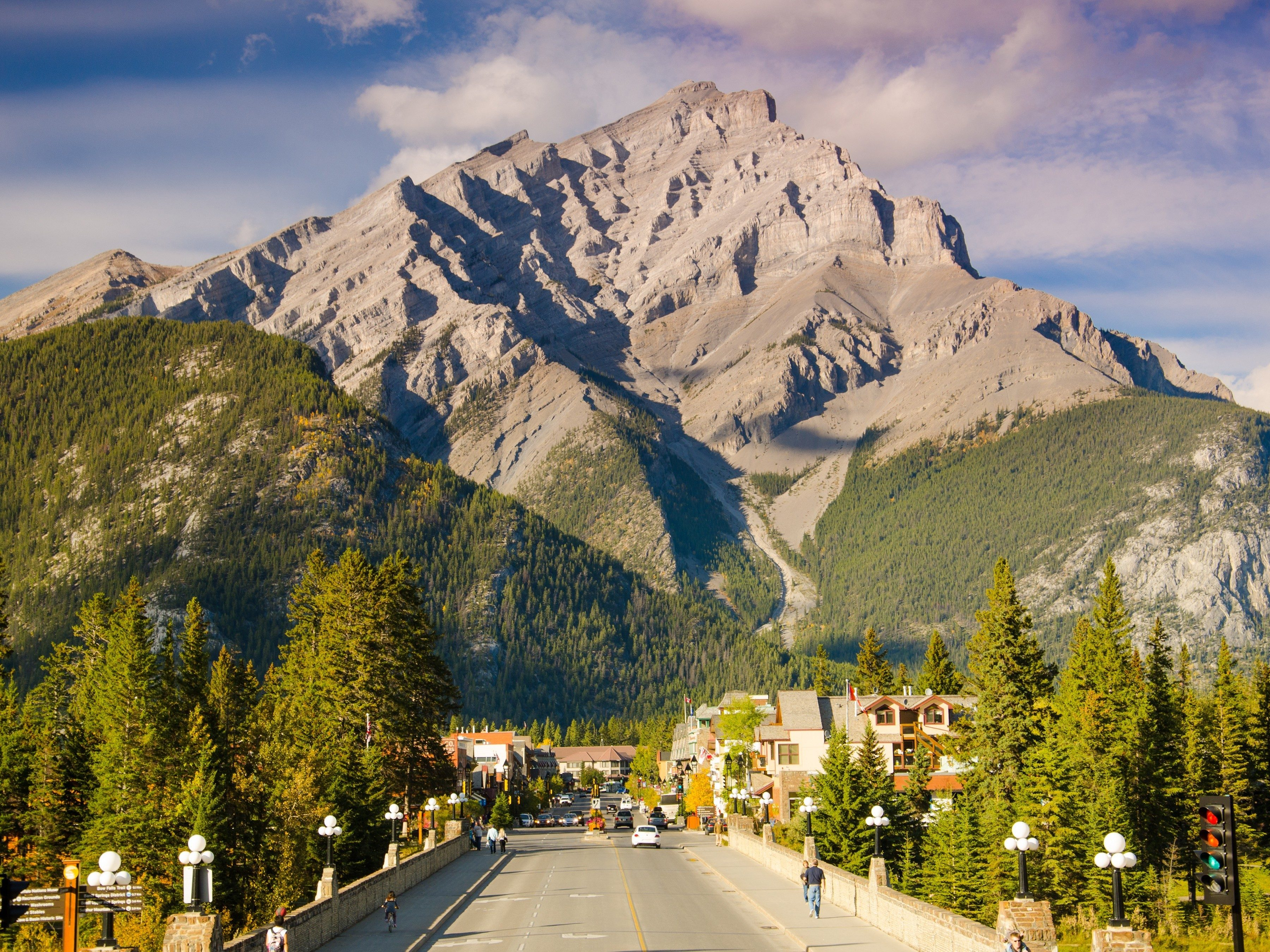 Top Sightseeing Attractions in Banff, Alberta