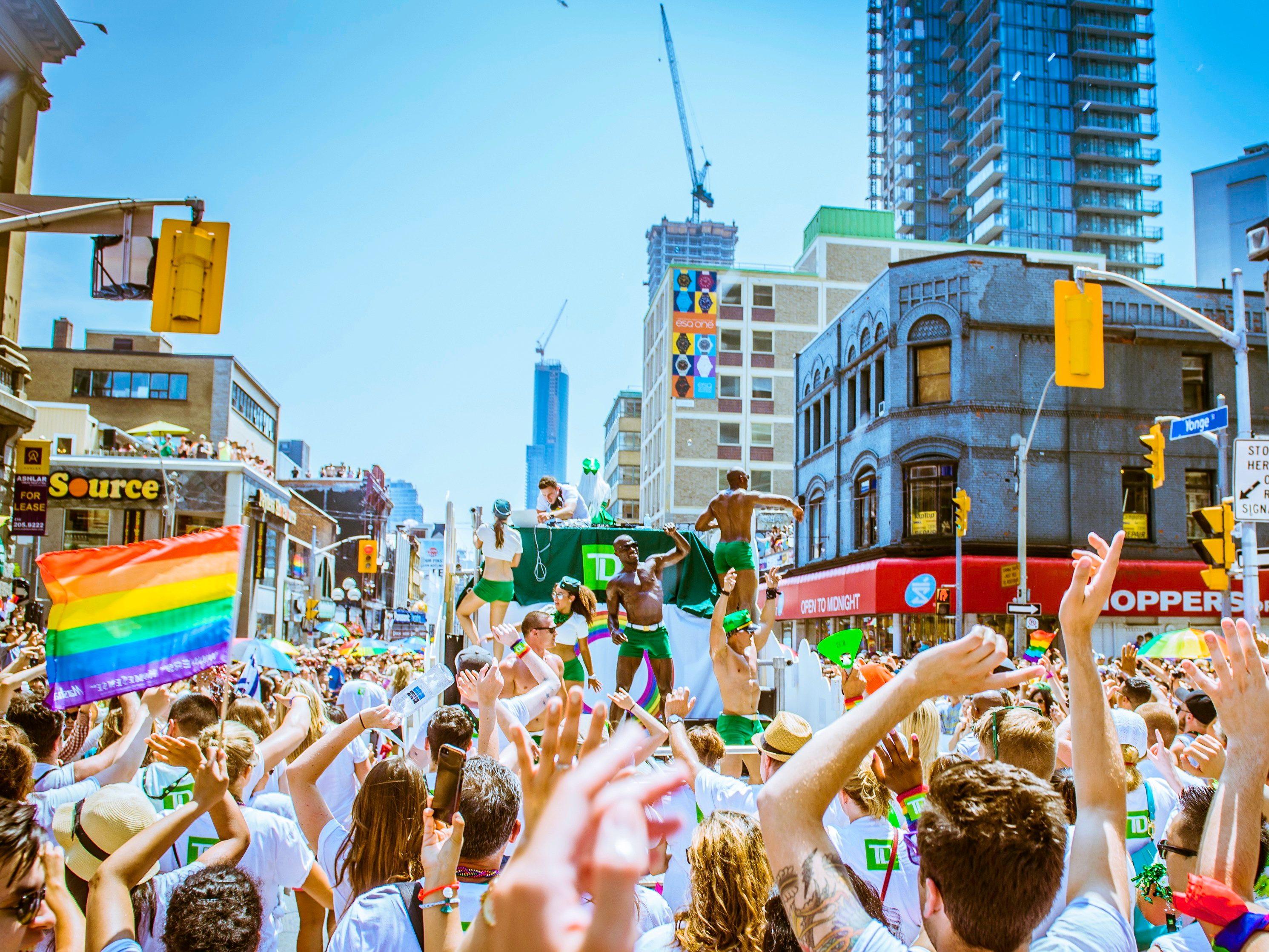 15. Toronto Pride