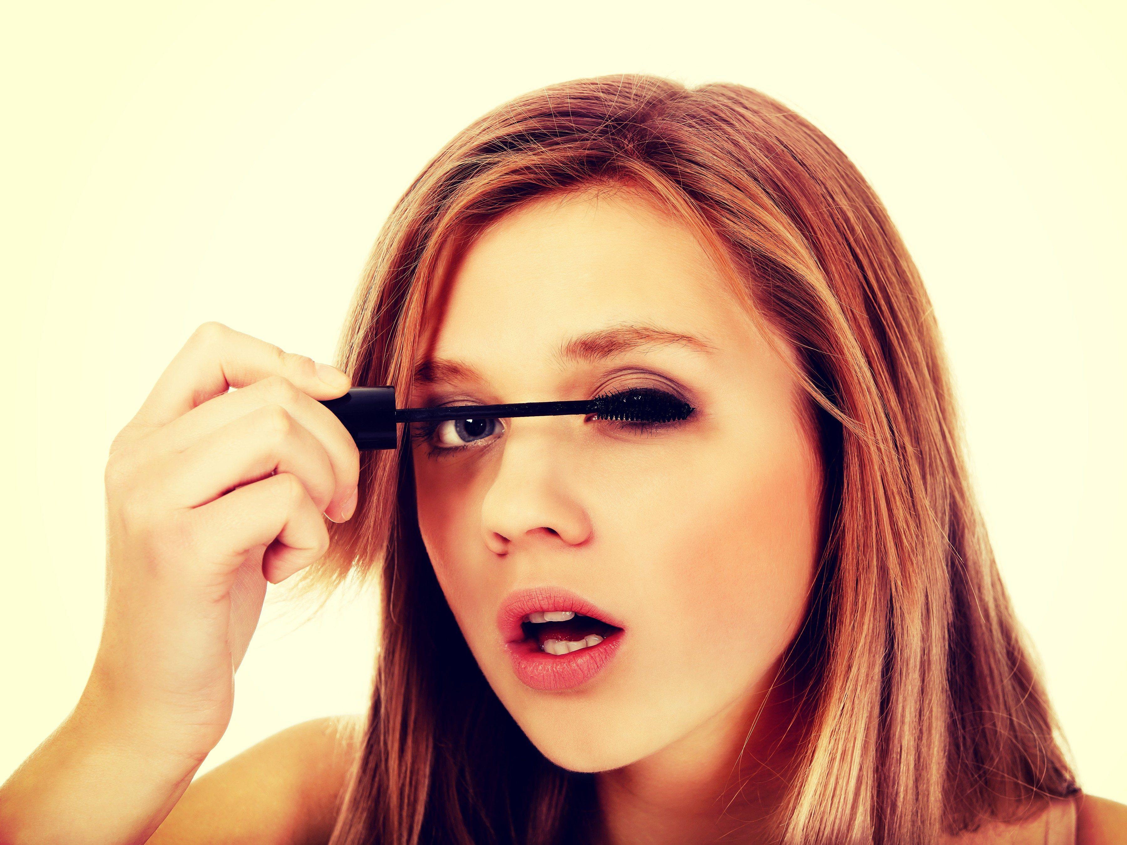 4. Toss your eye makeup