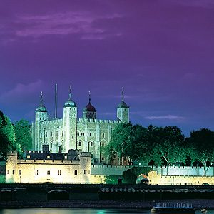 2. Tower of London - London, England