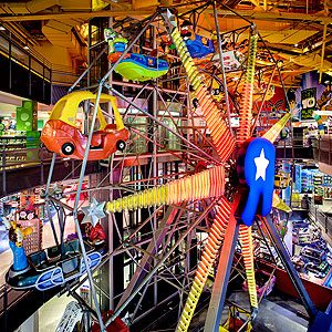 10 Coolest Toy Stores in the World