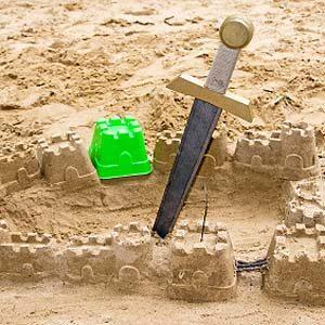 2. Make a Toy Sword