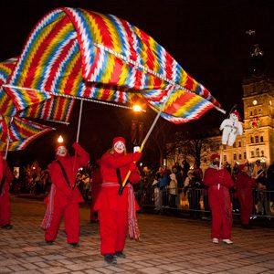 10. Carnaval de Québec