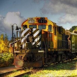2. All Aboard The Train Of Le Massif De Charlevoix