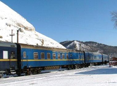Travel Trans-Siberian