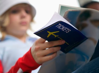 1. Book a Plane Ticket Far In Advance To Save Money