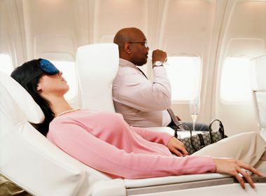 9. Jet Lag Stems From Lack of Sleep