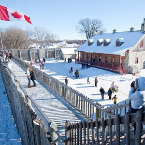 2. Festival du Voyageur, Winnipeg