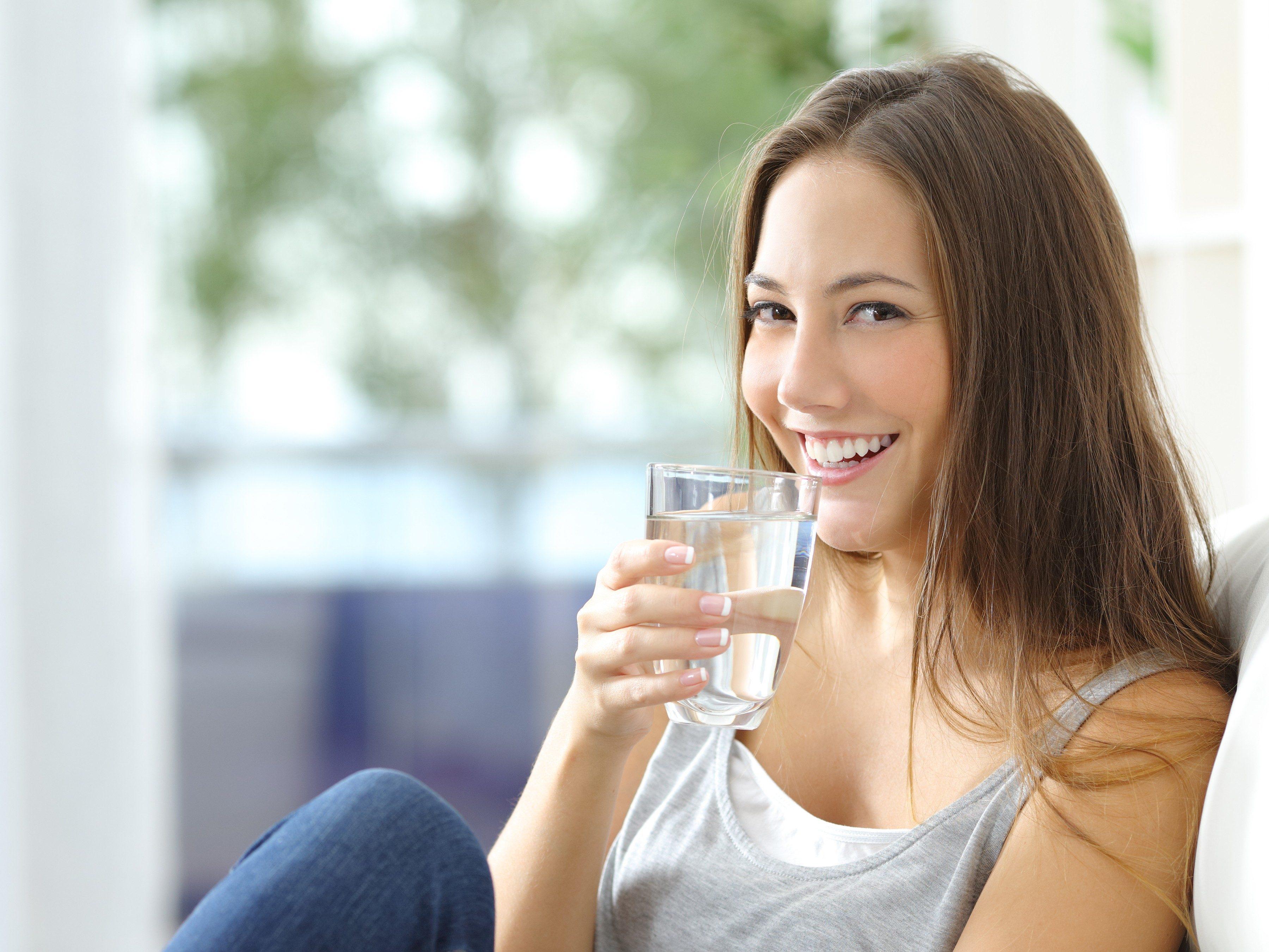 1. Sip a drink