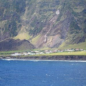 6. Most Isolated Place on Earth: Tristan da Cunha, United Kingdom