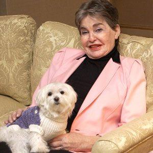 7. Millionaire Pets: Trouble Helmsley (Maltese), $2 million