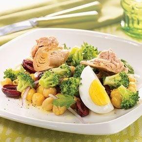 Broccoli and Tuna Salad