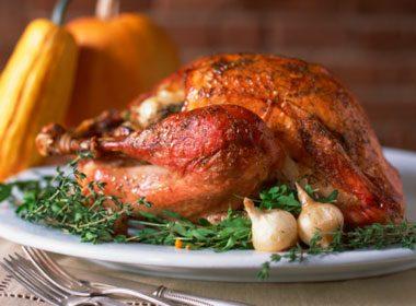 Roast a Juicy Chicken