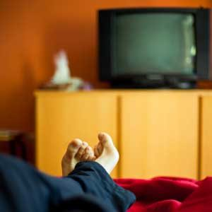 Make Your Bedroom TV Free