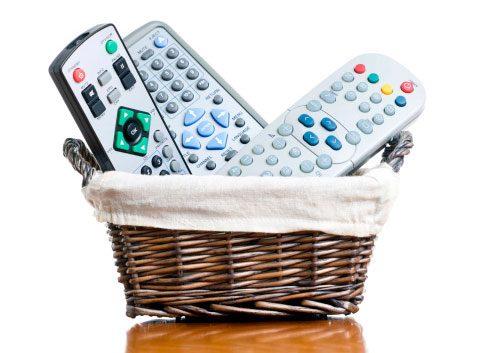 Use Paraphernalia Baskets