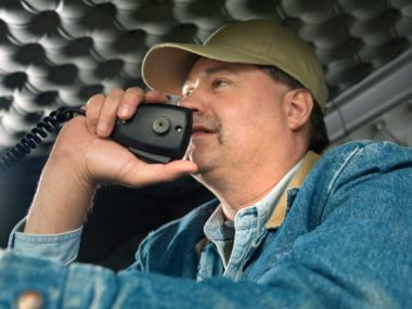 Using a Two-Way Radio