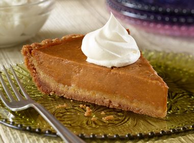 Snickerdoodle Pumpkin Pie