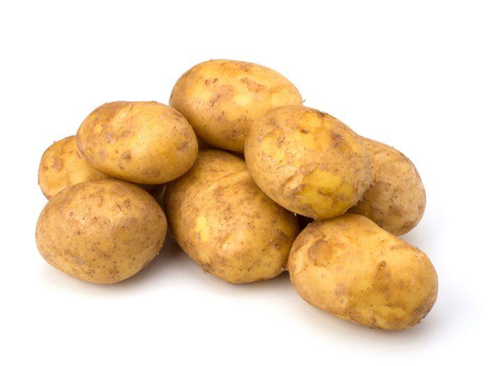 Use a Potato to Make a Hot or Cold Compress