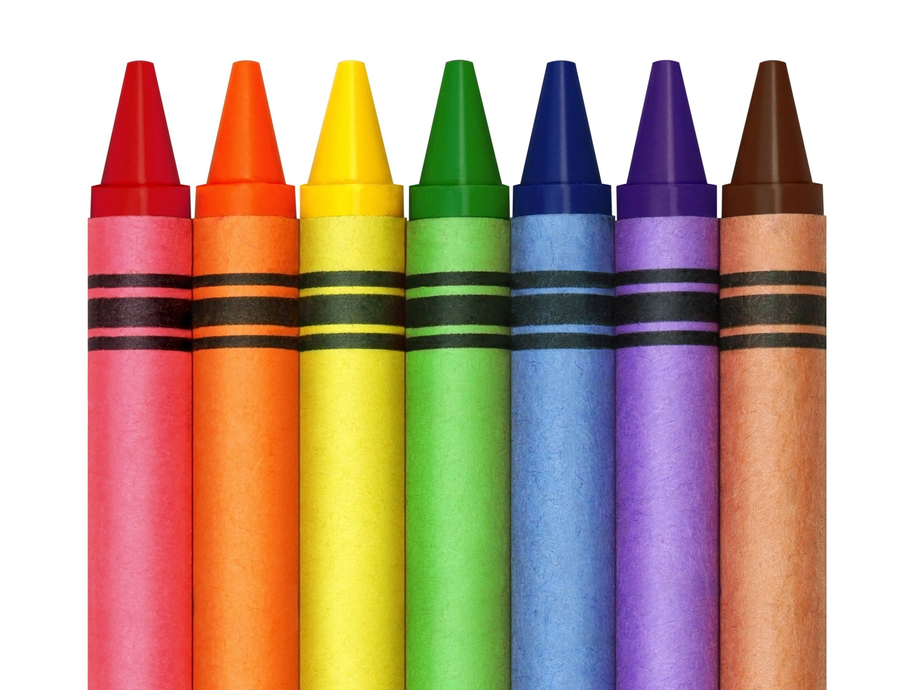 4. Use an Eraser to Clean Off Crayon
