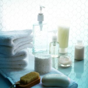 7. Use One Brand of Skincare Products