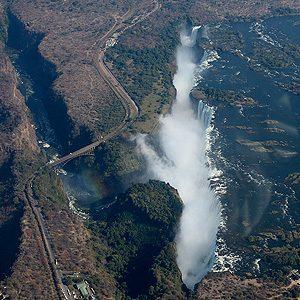 9. Victoria Falls, Zambia/Zimbabwe