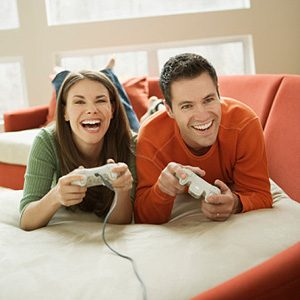 5. Playing Video Games