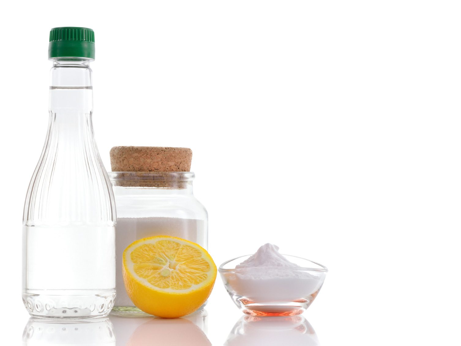 Try Vinegar and Water for Your Bathroom