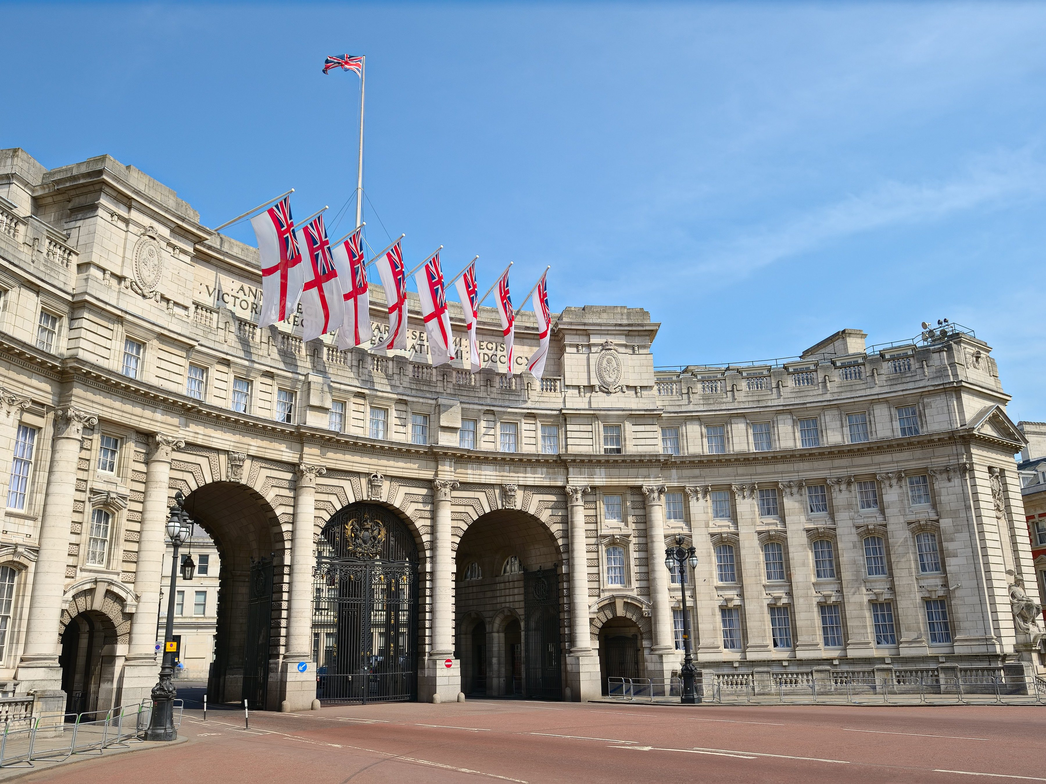 35. Admiralty Arch