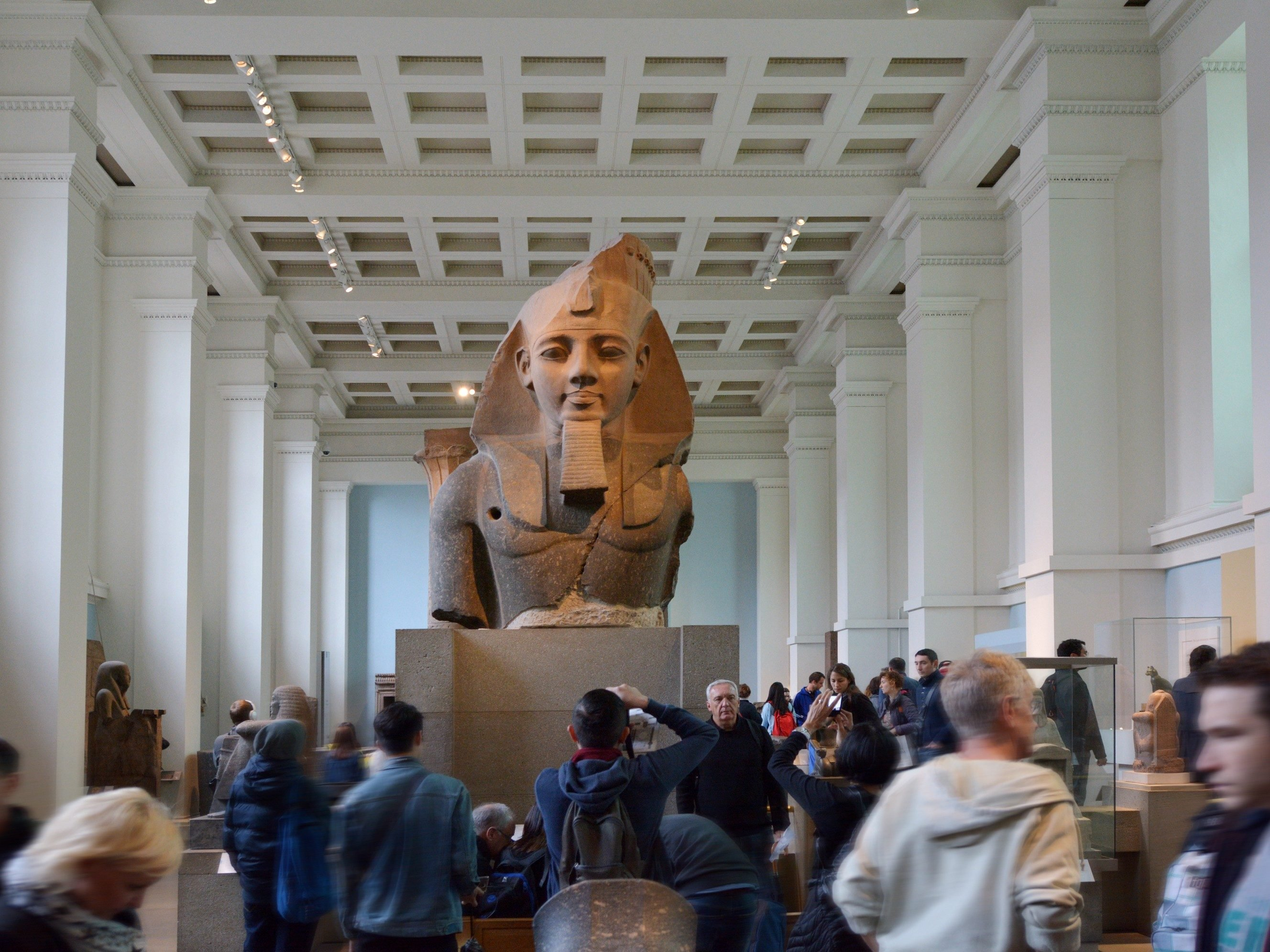 London attractions: The British Museum