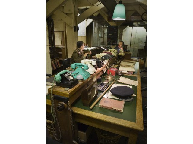London attractions: Churchill War Rooms