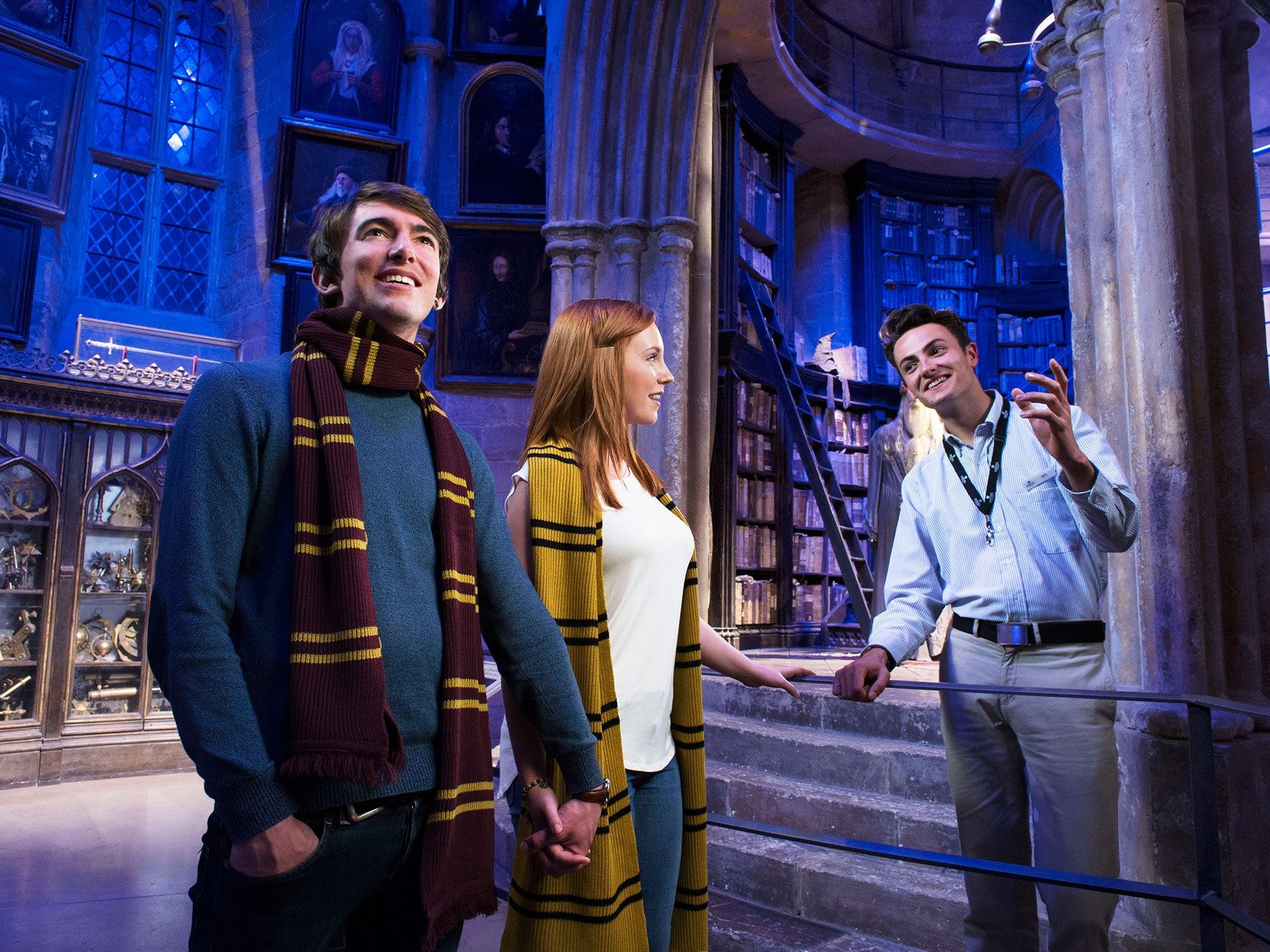 London attractions: Harry Potter Studio Tour